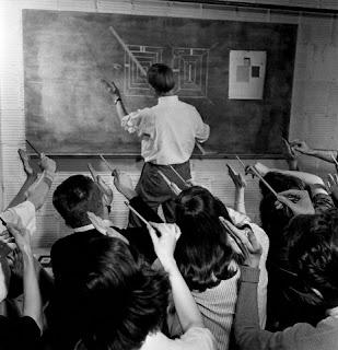 Se o mercado evolui, por que alguns professores não?